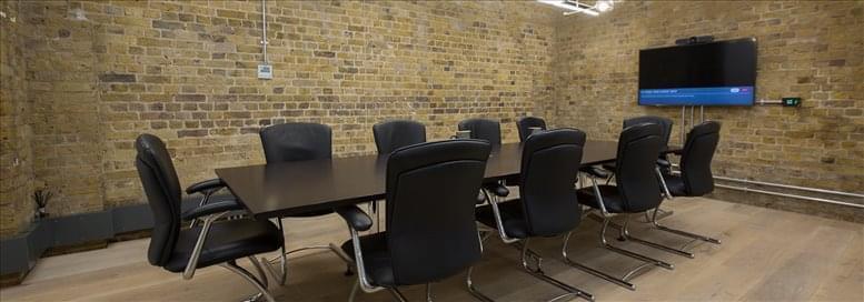 Southwark Office Space for Rent on 36 Southwark Bridge Road
