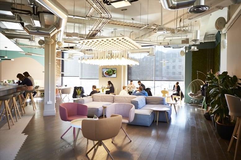 1 Long Lane, London Office Space Borough