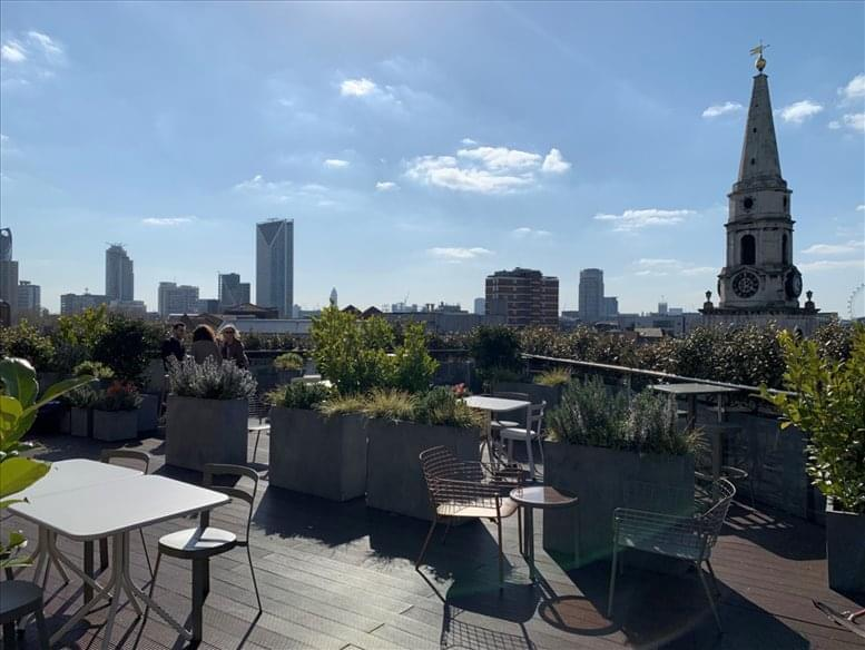 Image of Offices available in Borough: 1 Long Lane, London
