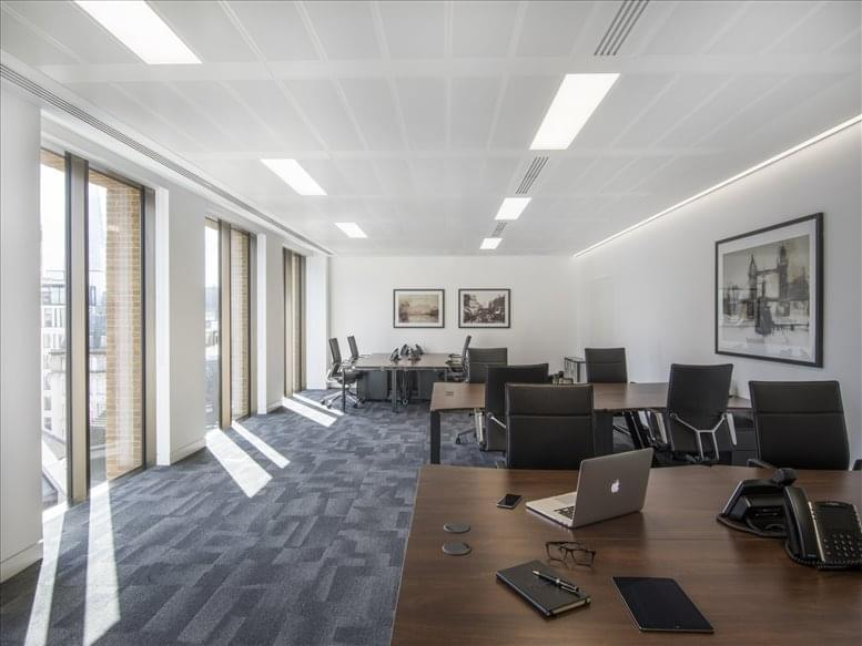 Picture of One King William Street, London Office Space for available in The City