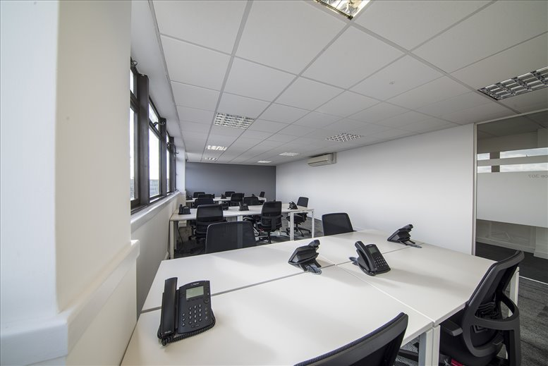 Picture of Romer House, 132 Lewisham High Street Office Space for available in Lewisham
