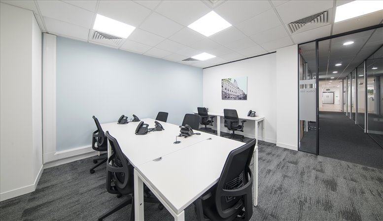 Lewisham Office Space for Rent on Romer House, 132 Lewisham High Street
