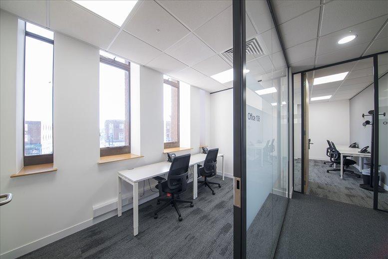 Rent Lewisham Office Space on Romer House, 132 Lewisham High Street