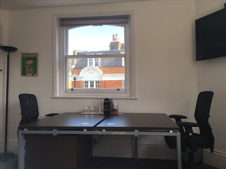Photo of Office Space on 21 Foley Street, West End Fitzrovia