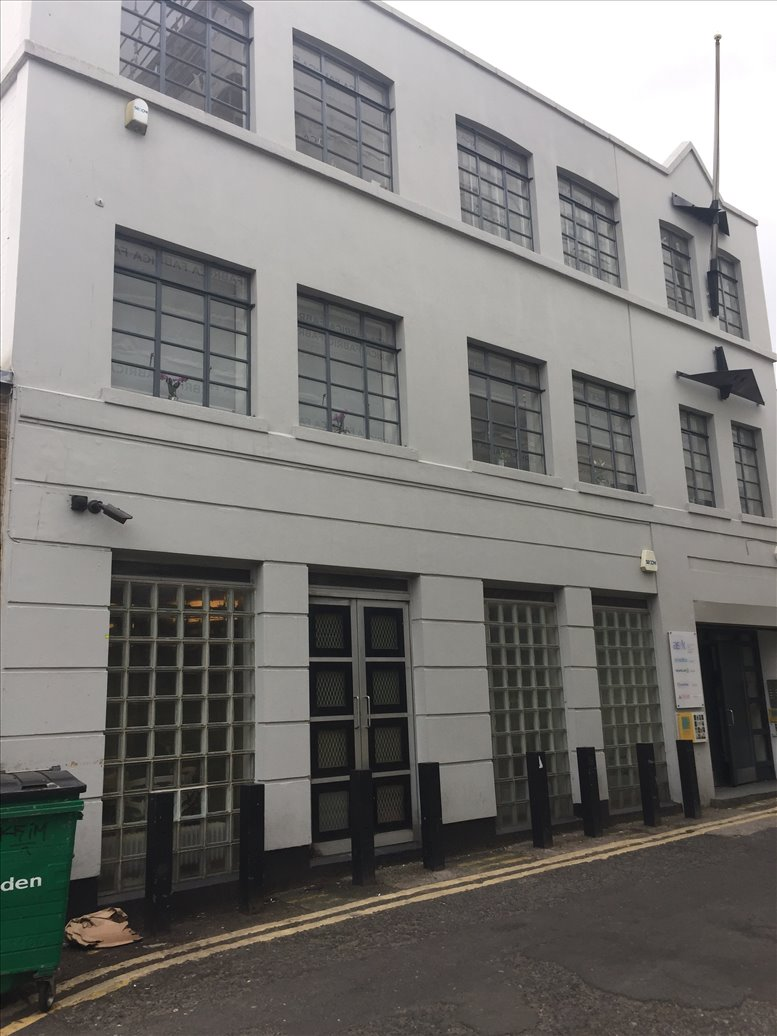 5-6 Underhill Street Office Space Camden Town