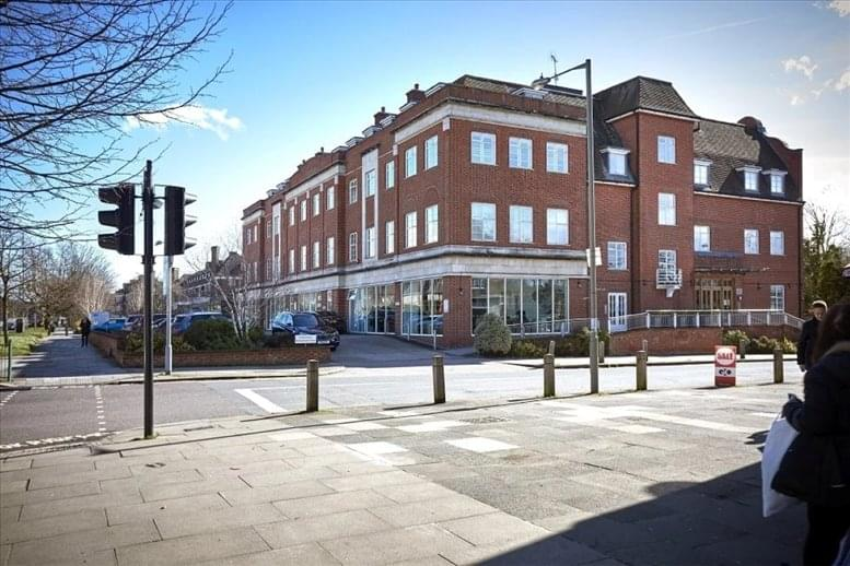 Lyttelton House, 2 Lyttelton Road, Hampstead Garden Suburb available for companies in Finchley