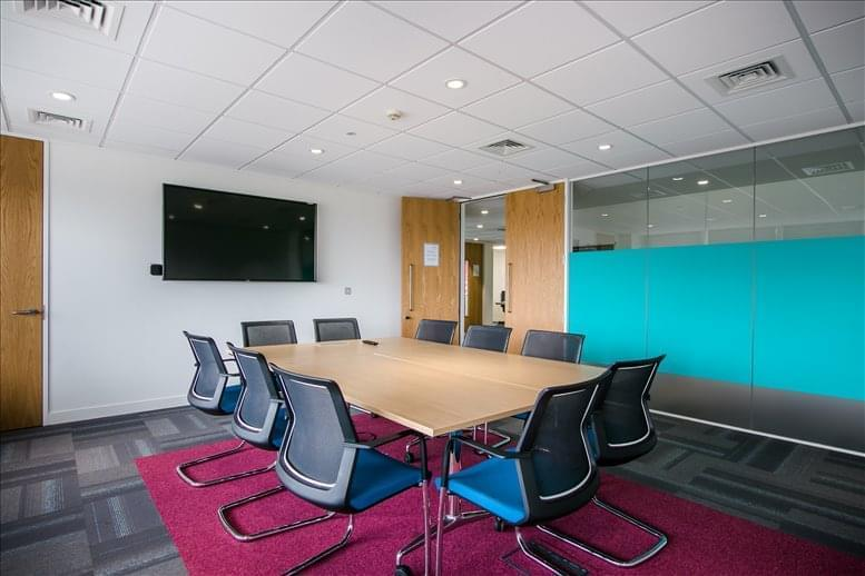 Photo of Office Space on 12-16 Addiscombe Road Croydon