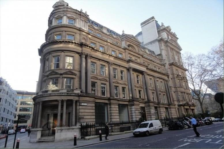 Finsbury House, 23 Finsbury Circus Office Space Liverpool Street
