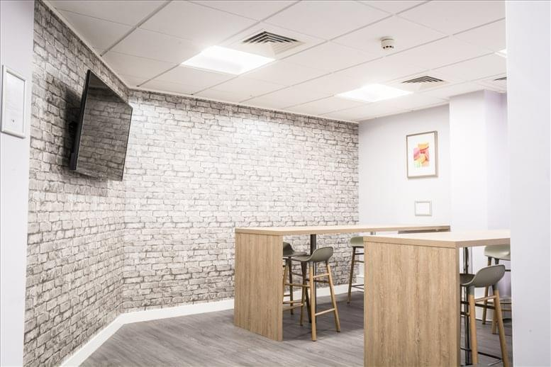 Office for Rent on Finsbury House, 23 Finsbury Circus Liverpool Street