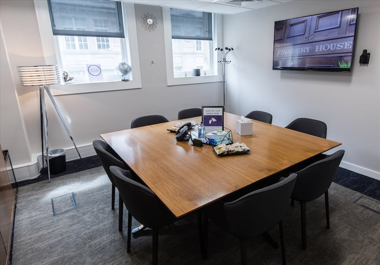 Image of Offices available in Liverpool Street: Finsbury House, 23 Finsbury Circus
