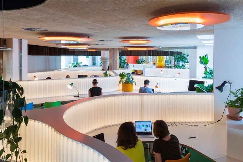 London Fields Office Space for Rent on 125-127 Mare Street, London Fields, Hackney