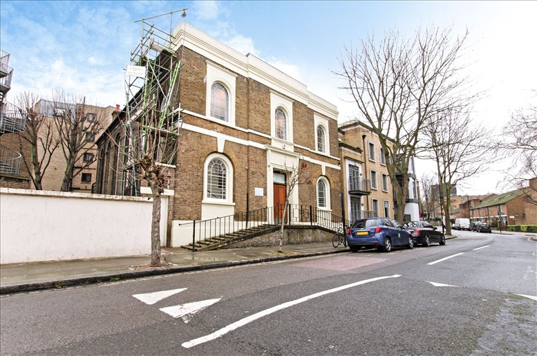 Photo of Office Space on 32 Cubitt Street, Central London Kings Cross