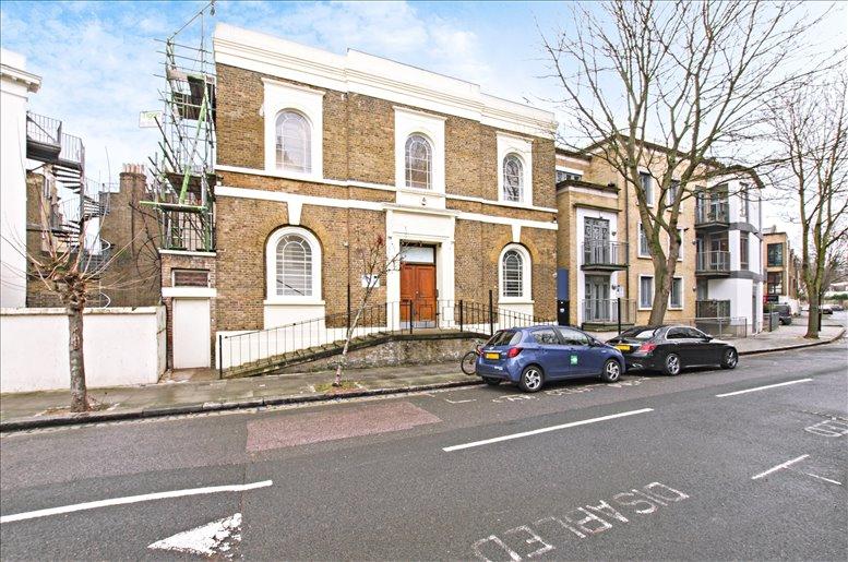 32 Cubitt Street, Central London Office for Rent Kings Cross