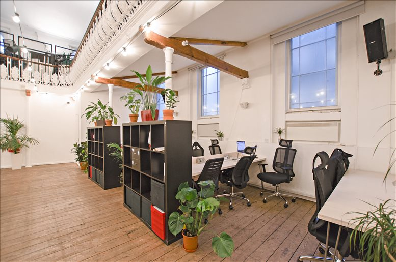 Picture of 32 Cubitt Street, Central London Office Space for available in Kings Cross