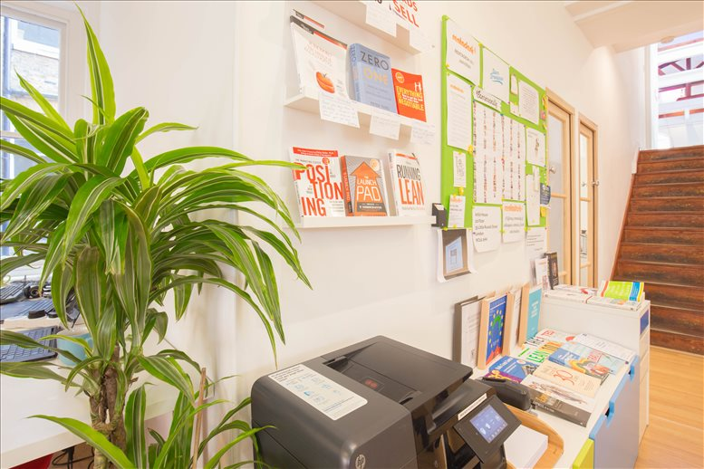 Photo of Office Space on Artist House, 35 Little Russell Street Holborn