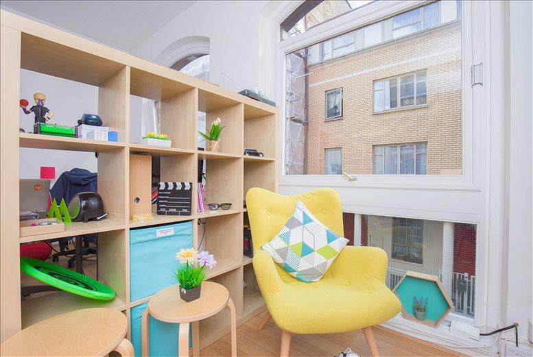 Office for Rent on Artist House, 35 Little Russell Street Holborn