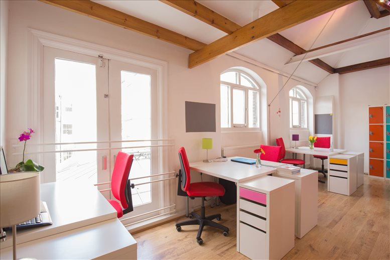 Image of Offices available in Holborn: Artist House, 35 Little Russell Street