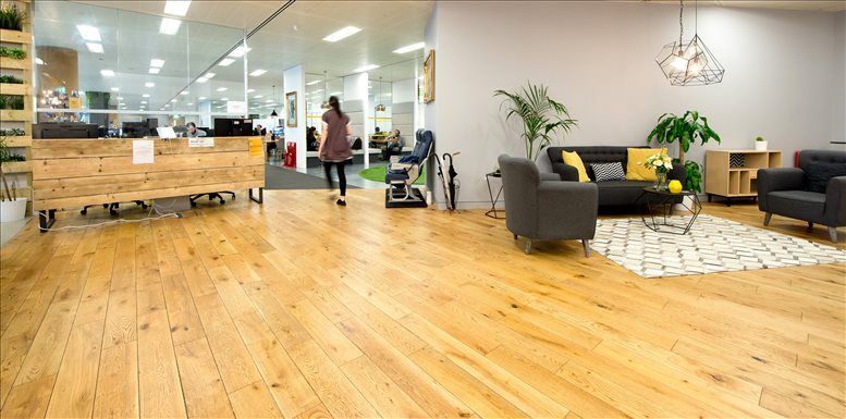 Photo of Office Space on 10 Finsbury Square, Central London Finsbury