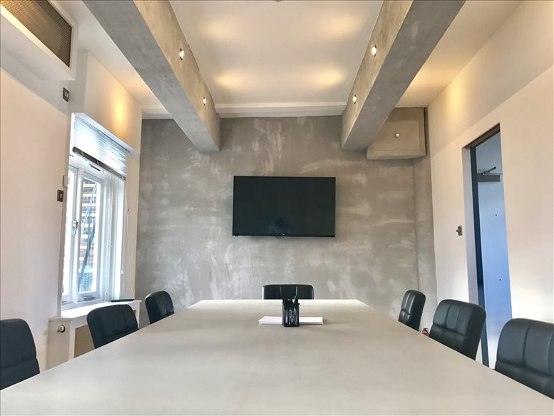 Office for Rent on 33 Cork Street Piccadilly Circus