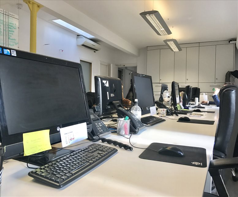 Image of Offices available in Piccadilly Circus: 33 Cork Street
