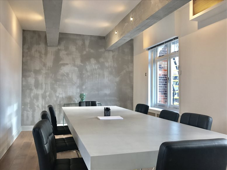 Piccadilly Circus Office Space for Rent on 33 Cork Street