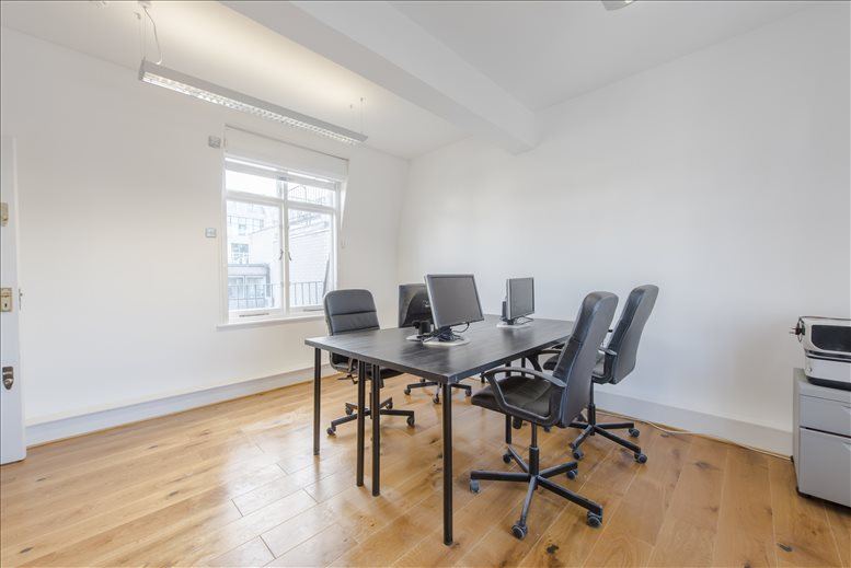 33 Cork Street Office for Rent Piccadilly Circus