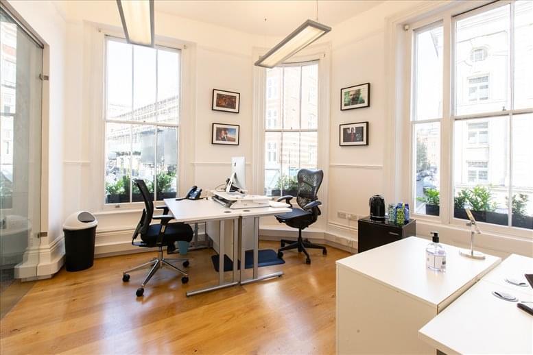 42 Tavistock Street, Covent Garden Office Space Covent Garden