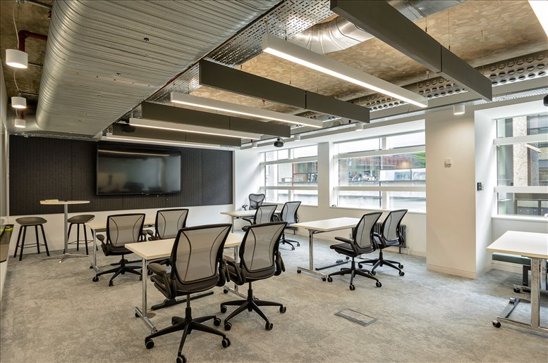 Photo of Office Space on The Bower, 207 Old Street Old Street