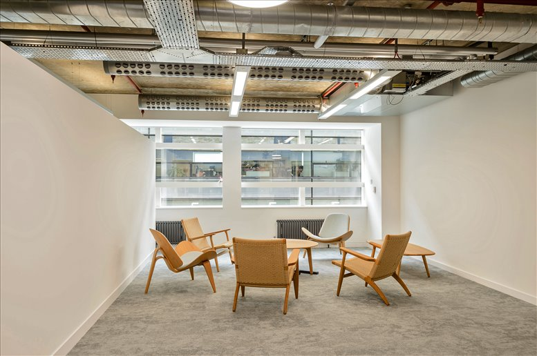 Old Street Office Space for Rent on The Bower, 207 Old Street