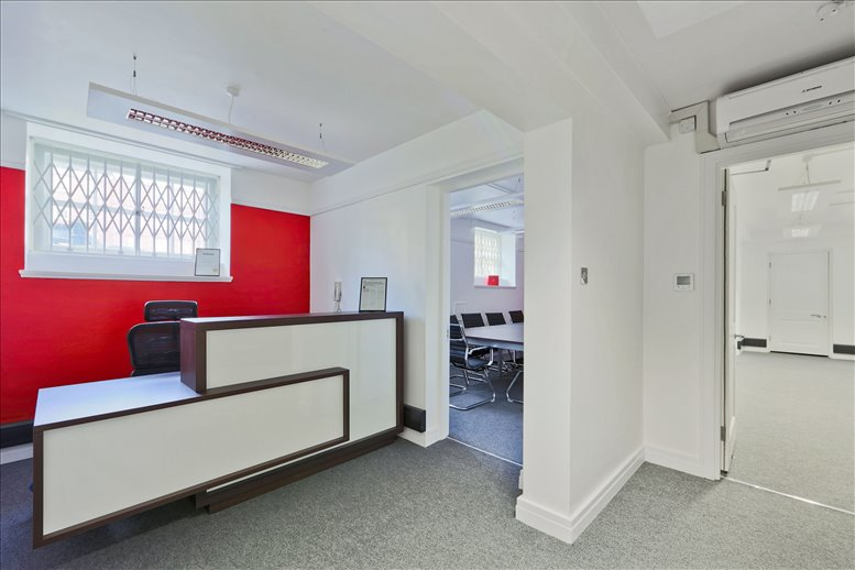 10-11 Gray's Inn Square, Holborn Office for Rent Chancery Lane