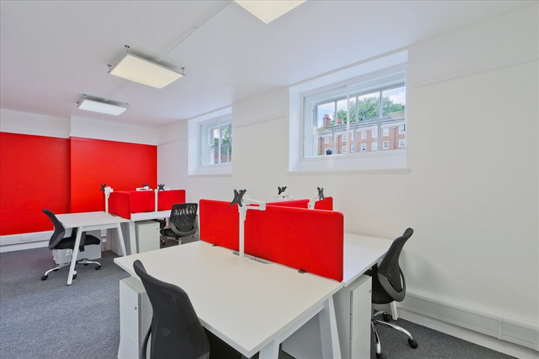 Image of Offices available in Chancery Lane: 10-11 Gray's Inn Square, Holborn