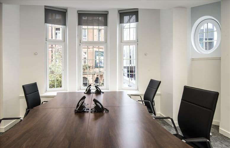 20 North Audley Street Office Space Mayfair