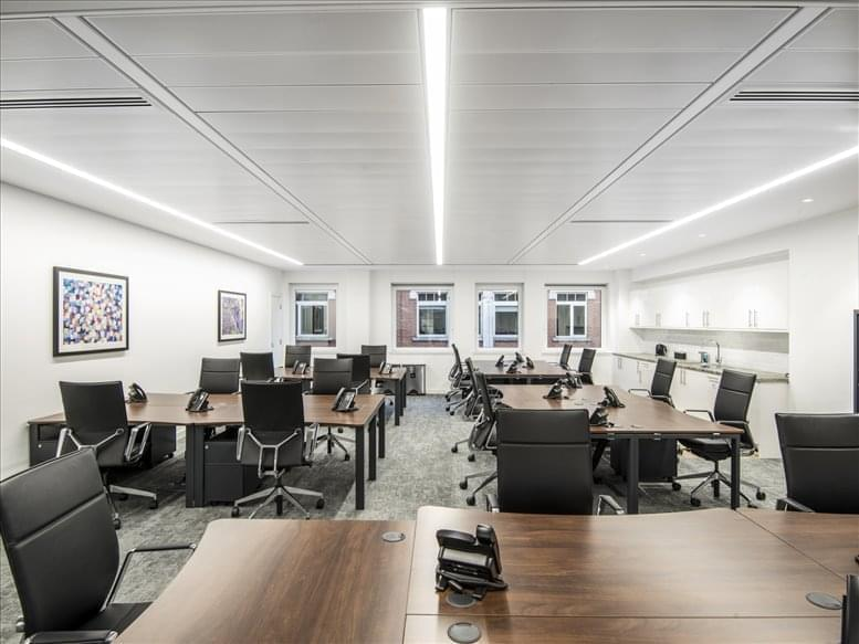 Photo of Office Space on 20 North Audley Street Mayfair