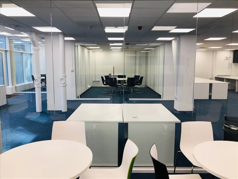 Picture of 9 Albert Embankment, Lambeth Office Space for available in Lambeth