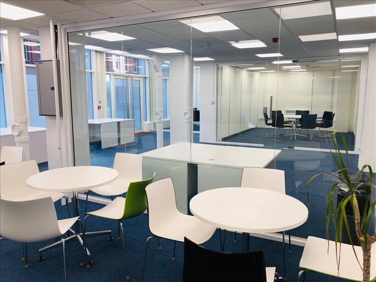 Image of Offices available in Lambeth: 9 Albert Embankment, Lambeth
