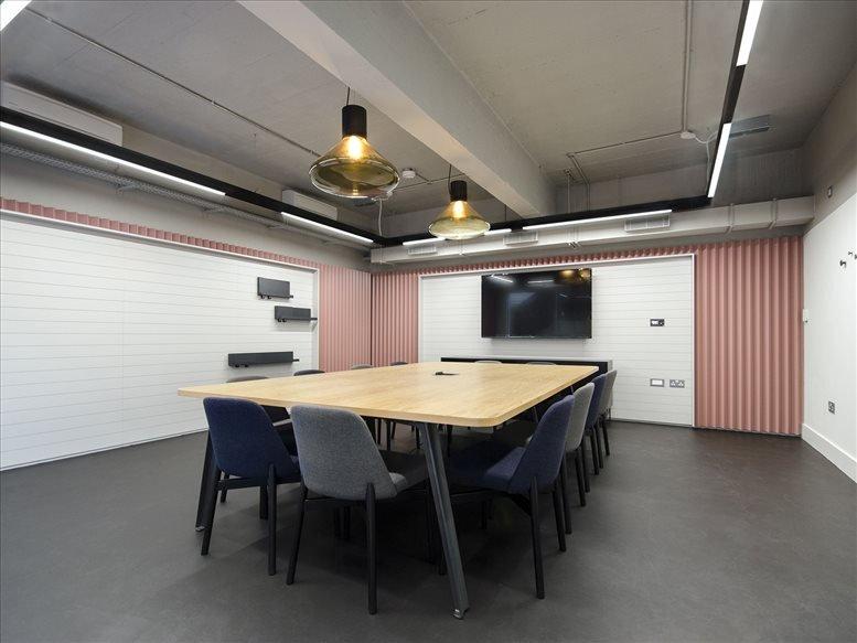 Farringdon Office Space for Rent on The Record Hall, 16-16A Baldwin's Gardens, Hatton Garden