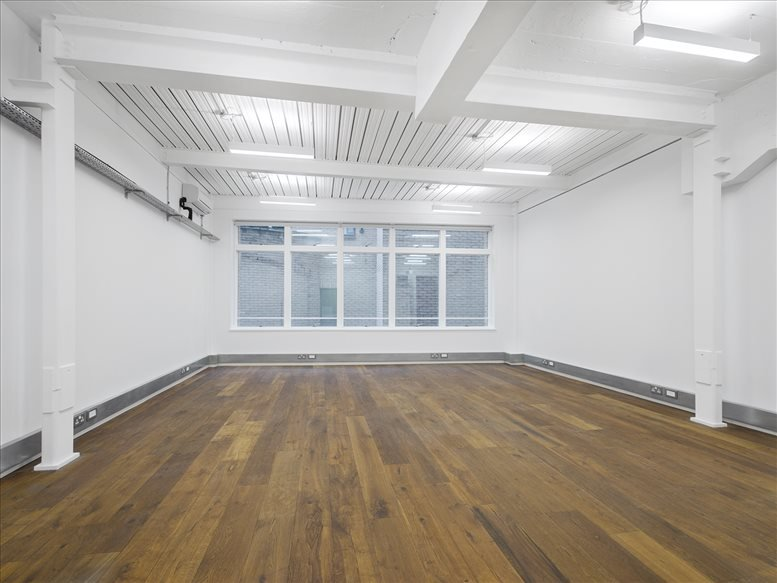 Photo of Office Space available to rent on The Record Hall, 16-16A Baldwin's Gardens, Hatton Garden, Farringdon