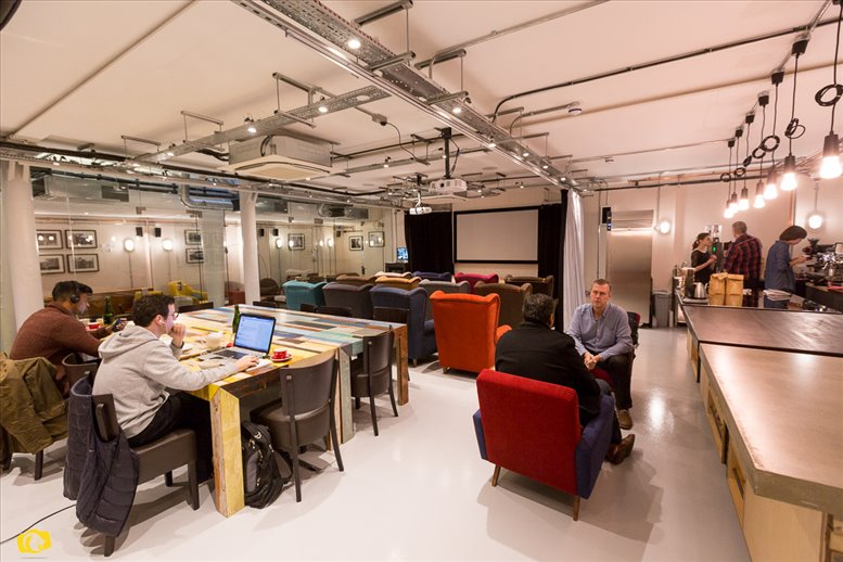 Image of Offices available in Soho: 4 Noel Street