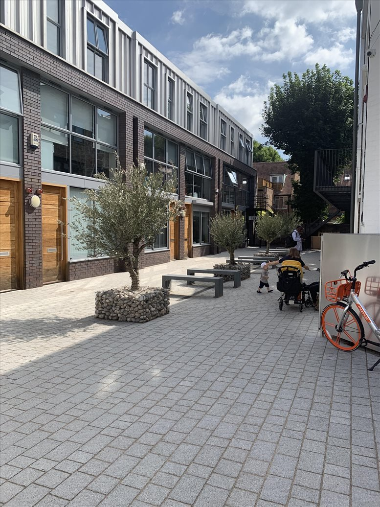 The Organ Works, Turnham Green Terrace Mews Office for Rent Chiswick