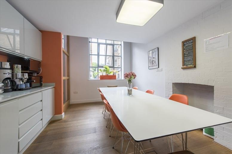 Office for Rent on The Organ Works, Turnham Green Terrace Mews Chiswick