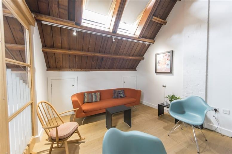 Image of Offices available in Chiswick: The Organ Works, Turnham Green Terrace Mews