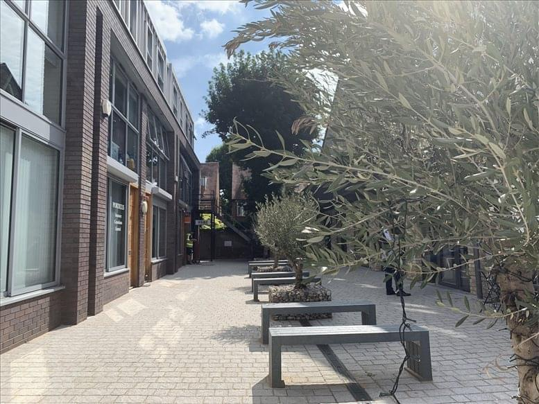 Chiswick Office Space for Rent on The Organ Works, Turnham Green Terrace Mews