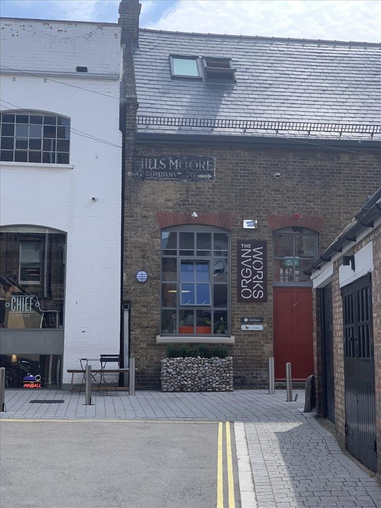 Rent Chiswick Office Space on The Organ Works, Turnham Green Terrace Mews
