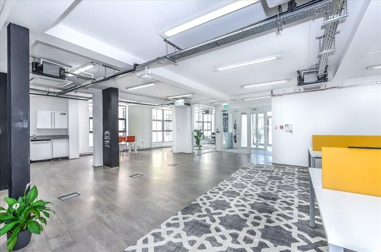 Image of Offices available in Dalston: The Courtyard, 100 Villiers Road, 100 Villiers Rd