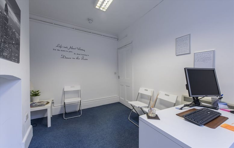Picture of 42-44 Hanway Street, Fitzrovia Office Space for available in Tottenham Court Road