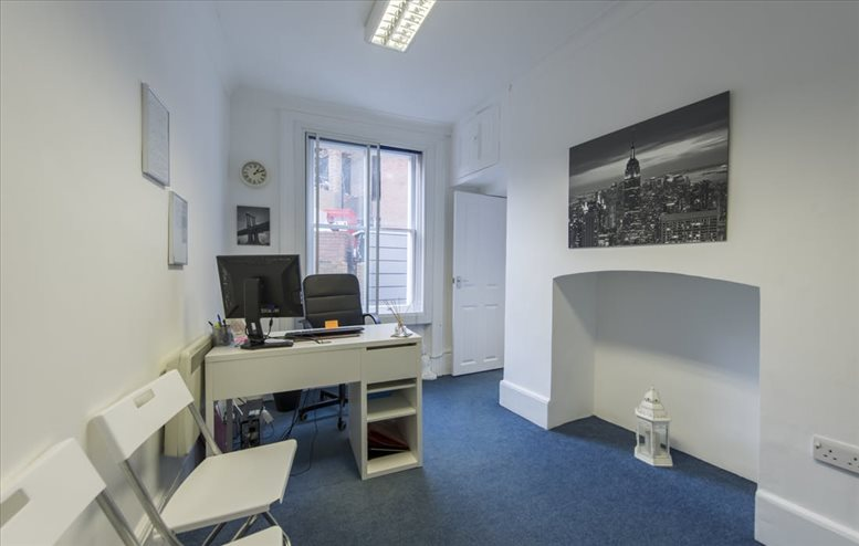 Image of Offices available in Tottenham Court Road: 42-44 Hanway Street, Fitzrovia