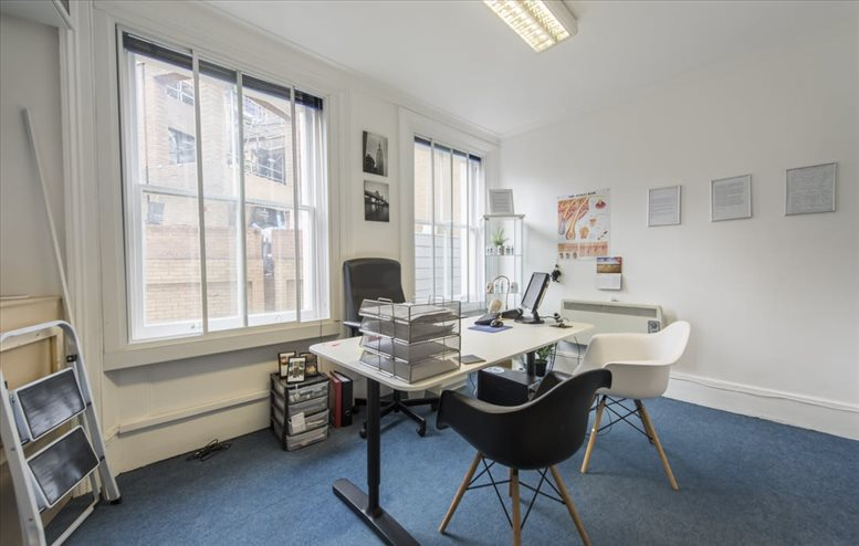 Photo of Office Space available to rent on 42-44 Hanway Street, Fitzrovia, Tottenham Court Road