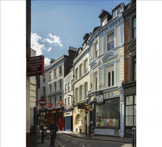 Photo of Office Space on 42-44 Hanway Street, London, W1T 1UT - Tottenham Court Road