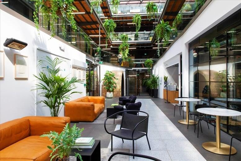 Picture of Atrium Camden, 407 Chalk Farm Road Office Space for available in Camden Town