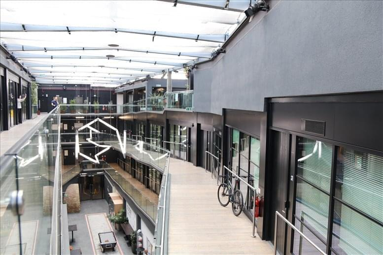 Camden Town Office Space for Rent on Atrium Camden, 407 Chalk Farm Road